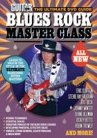 Guitar World: Blues Rock Master Class DVD