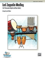 Led Zeppelin Medley - For Percussion Septet and Bass Guitar