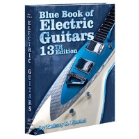 Blue Book of Electric Guitars -13th Edition