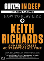 Guitar World in Deep: How to Play in the Style of Keith Richards DVD