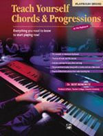 Teach Yourself Chords & Progressions at the Keyboard