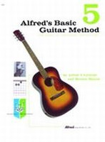 Alfred's Basic Guitar Method 5