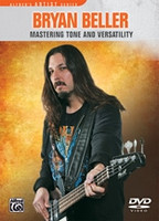 Bryan Beller: Mastering Tone and Versatility DVD