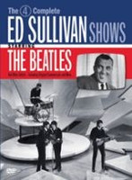 The 4 Complete Ed Sullivan Shows Starring The Beatles  DVD Set