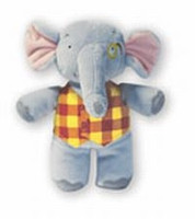 Music for Little Mozarts - Elgar E. Elephant Plush Toy