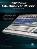 PreSonus StudioLive Mixer Handbook