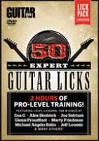 Guitar World: 50 Expert Guitar Licks DVD