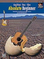 Guitar for the Absolute Beginner Book One Book & DVD