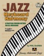 Jazz Keyboard Harmony AP4662
