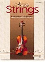 Strictly Strings, Book 1 - Violin
