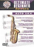 Ultimate Beginner Series: Alto Sax DVD