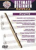 Ultimate Beginner Series: Flute DVD