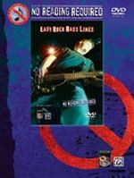 No Reading Required - Easy Rock Bass Lines - DVD
