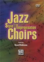 Jazz Style and Improvisation for Choirs , DVD