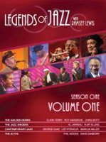 Legends of Jazz, Volume 1 DVD/CD