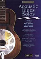 Acoustic Blues Solos 2-DVDs