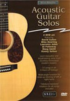 Acoustic Guitar Solos - 2 DVDs