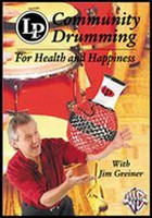 Community Drumming for Health and Happiness - DVD