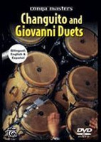 Conga Masters: Changuito and Giovanni Duets DVD