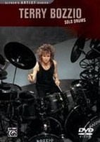 Terry Bozzio - Solos Drums DVD