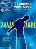American Idol Presents Broadway & Movie Songs