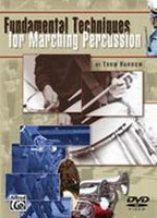 Fundamental Techniques for Marching Percussion DVD