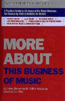More About This Business of Music, Fifth Edition