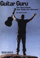Guitar Guru: The Chord Book  -- Your Guide For Success