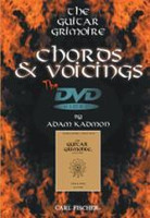 The Guitar Grimoire - Chords & Voicings DVD