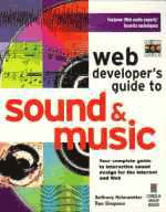 Web Developer's Guide to Sound & Music
