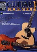 Guitar Rock Shop 1 (book + CD)