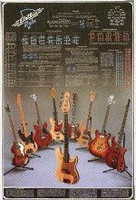 Electric Bass Poster (Laminated)