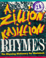 A Zillion Kajillion Rhymes - MAC