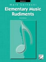 Elementary Music Rudiments, 2nd Edition: Basic TSR01