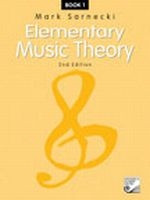 Elementary Music Theory, 2nd Edition: Book 1  TST01