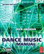Dance Music Manual, 2nd Edition