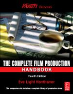 The Complete Film Production Handbook, 4th Edition