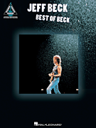 Jeff Beck - Best of Beck - Guitar Recorded Version