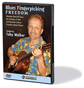 Blues Fingerpicking Freedom DVD