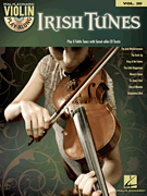 Irish Tunes - Violin Play-Along