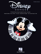 Disney Songs - Piano Solo Songbook