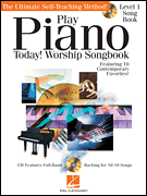 Play Piano Today! Worship Songbook Level 1