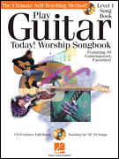 Play Guitar Today! Worship Songbook Level 1