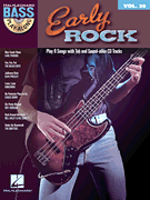 Early Rock Bass Play-Along
