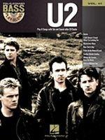 U2 - Bass Play-Along Series