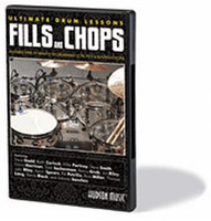 Ultimate Drum Lessons: Fills & Chops DVD