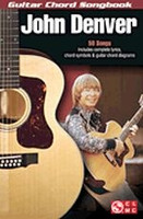 John Denver - Guitar Chord Songbook