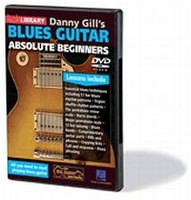 Blues Guitar for Absolute Beginners DVD