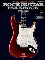 The Ultimate Rock Guitar Fake Book - 2nd Edition