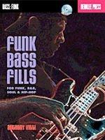 Funk Bass Fills - For Funk, R&B, Soul & Hip-Hop